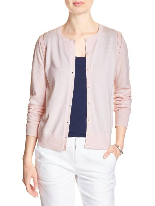 Light Pink Cardigan