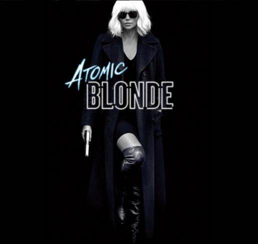 atomic blonde poster