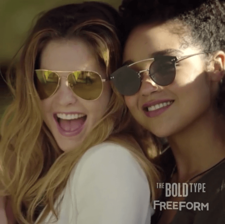 The Bold Type Instagram/Freeform