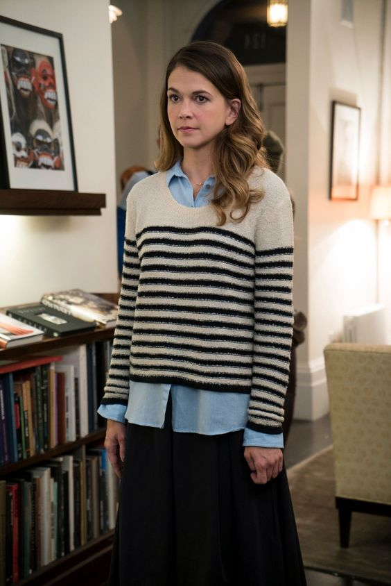 Sutton Foster in Younger TV