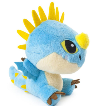 DreamWorks Dragons 8 inch Premium Stuffed Figure, $9.99