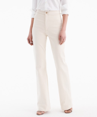 High-Rise Flare Jean, $27.99