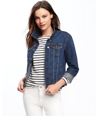 Denim Jacket for Women, $29