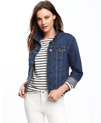 Denim Jacket for Women, $29
