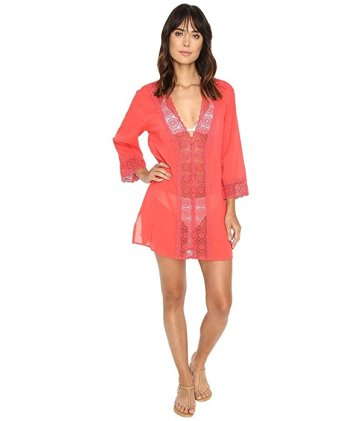Women's Island Fare Tunic Cover-Up, $39.99