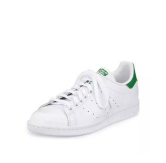 Adidas Stan Smith Classic Sneaker, White/Green, $60