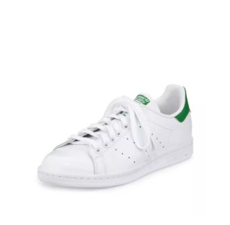 Adidas Stan Smith Classic Sneaker, White/Green, $60