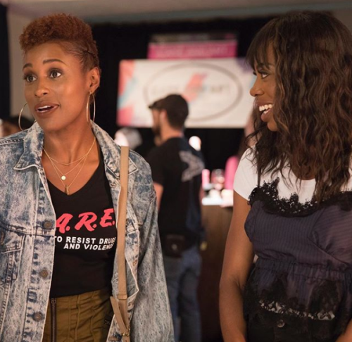 Yvonne Orji in 'Insecure' | Insecure Official Instagram
