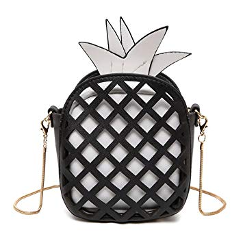 Pineapple Shaped Crossbody Bag, $12.50