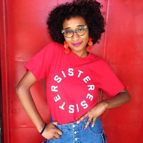 Sister Resister T-Shirt, $30
