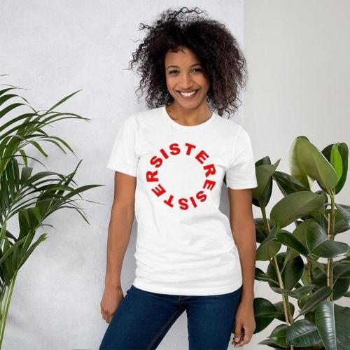 Sister Resister T-Shirt, $28.69